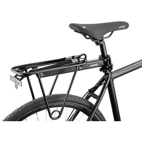 Red Cycling Products Travelrack Light - Porte-bagages - noir